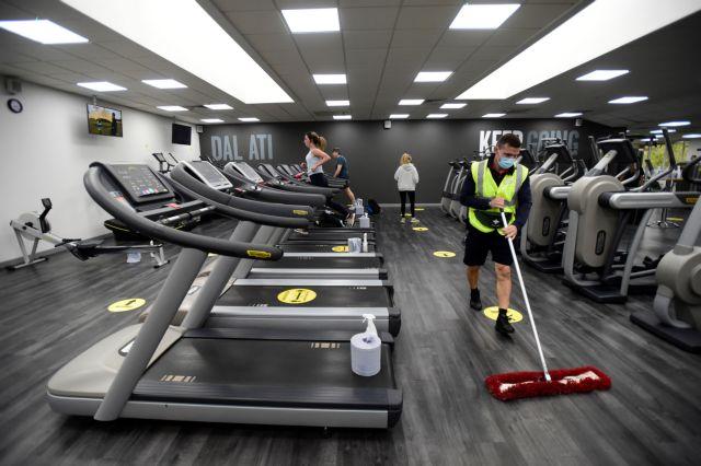 Οριστικό: Πώς θα ανοίξουν τα γυμναστήρια | tovima.gr