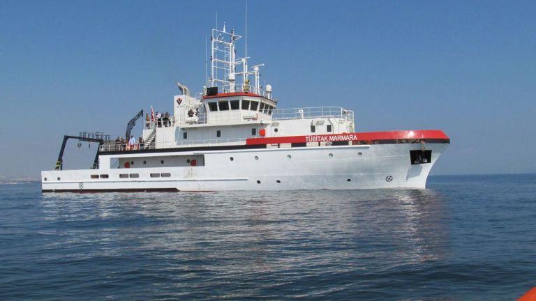Νέα τουρκική πρόκληση ανήμερα της επίσκεψης Τσαβούσογλου: Βγάζει ερευνητικό στο Αιγαίο | tovima.gr