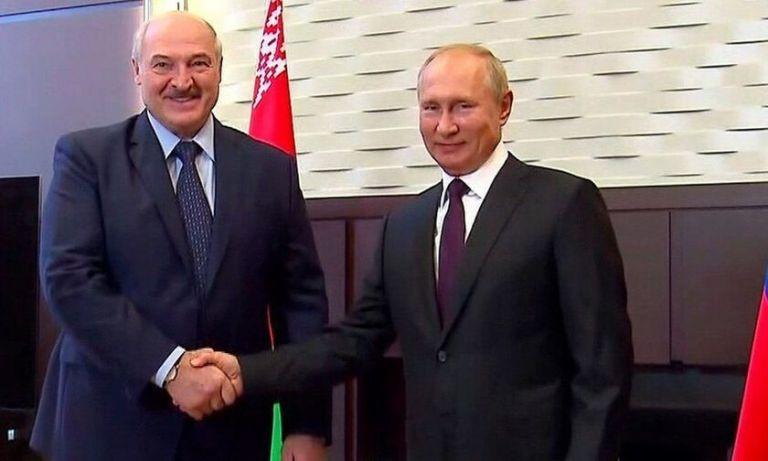 Συνάντηση Πούτιν – Λουκασένκο μετά την «αεροπειρατεία» σε πτήση της RyanAir | tovima.gr