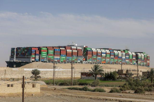 Αίγυπτος: Διάθεση συμβιβασμού για το Ever Given | tovima.gr