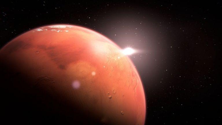NASA: Φωτογραφίες από σύννεφα στον πλανήτη Άρη κατέγραψε το Curiosity | tovima.gr