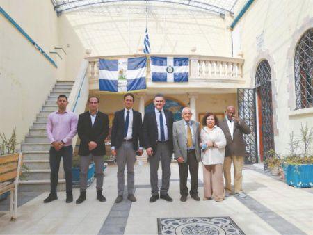 Οι Ελληνες που έμειναν στη Λιβύη | tovima.gr