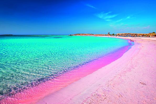 Οι ροζ παραλίες | tovima.gr