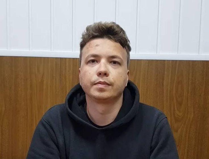 Λευκορωσία: «O Ρομάν Προτασέβιτς έχει βασανιστεί, σίγουρα έχει υποστεί ξυλοδαρμό» | tovima.gr