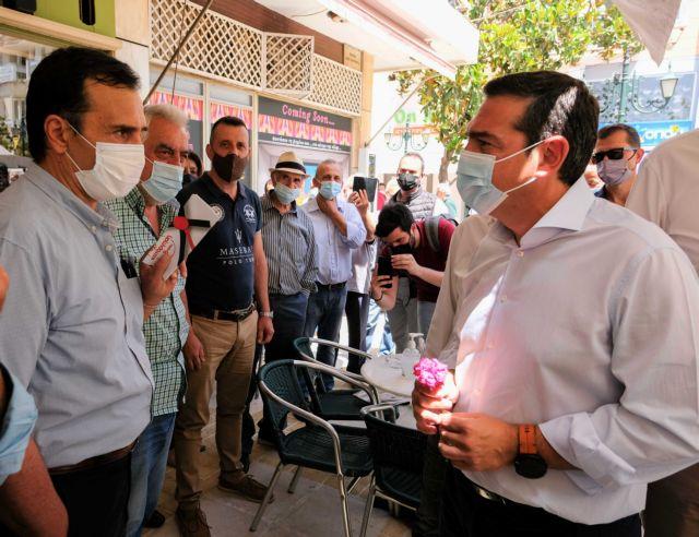 Τσίπρας: Αγώνας η απάντηση στην κυβέρνηση Μητσοτάκη – Ταφόπλακα το εργασιακό | tovima.gr
