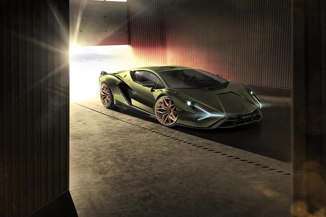 Σε ηλεκτρική τροχιά η Lamborghini | tovima.gr