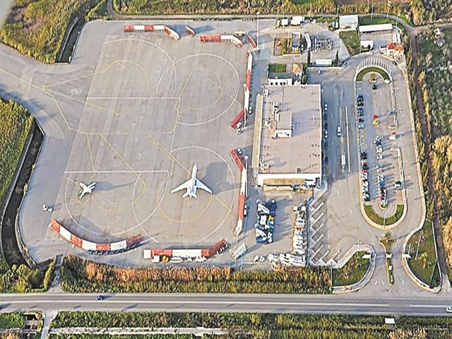 Σε τροχιά αξιοποίησης το αεροδρόμιο Καλαμάτας | tovima.gr