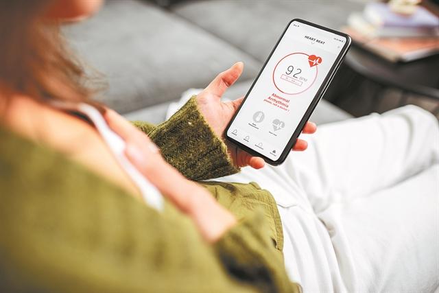 Εξυπνες (smart) τεχνολογίες στη διαχείριση καρδιακών αρρυθμιών   tovima.gr