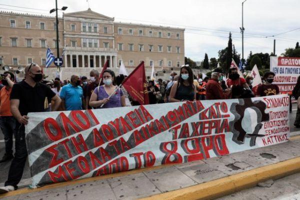 Εργασιακό νομοσχέδιο : διευθέτηση του χρόνου εργασίας ή κατάργηση 8ωρου;   tovima.gr