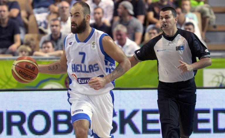 Επίσημο: Ο Σπανούλης στις επιλογές του Πιτίνο για την Εθνική | tovima.gr