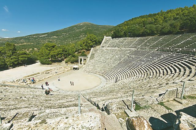 Αυλαία σηκώνει σήμερα το Φεστιβάλ Αθηνών και Επιδαύρου   tovima.gr