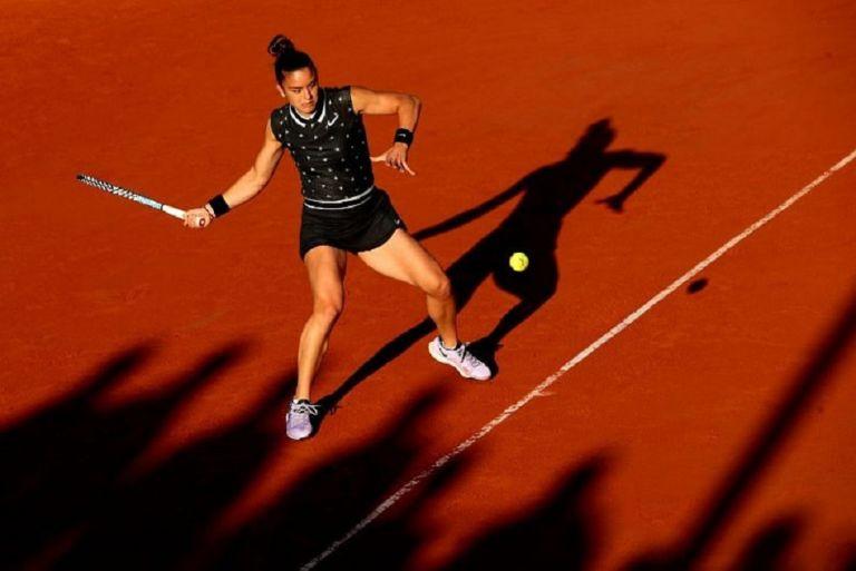 Roland Garros: Άνετα πέρασε η Σάκκαρη το εμπόδιο της Ζαβάτσκα (2-0) | tovima.gr