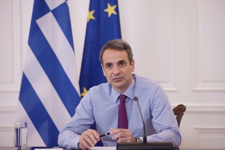 Μητσοτάκης: Νέο πρόγραμμα στήριξης του τουριστικού κλάδου, ύψους 420 εκατ. ευρώ | tovima.gr