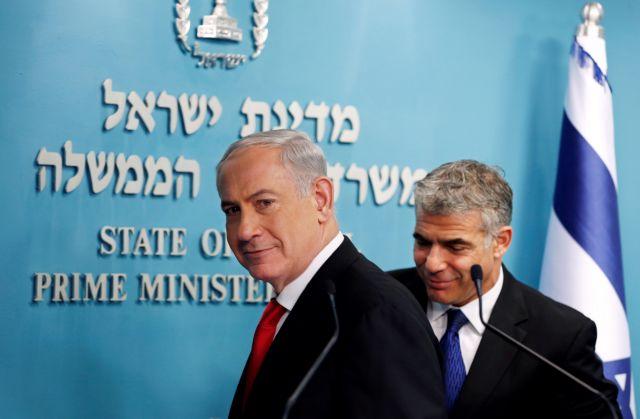 Ισραήλ: Πυρετός διαβουλεύσεων για τον σχηματισμό κυβέρνησης – Ποιος είναι ο  Γ. Λαπίντ που απειλεί με «έξωση» τον Νετανιάχου | tovima.gr