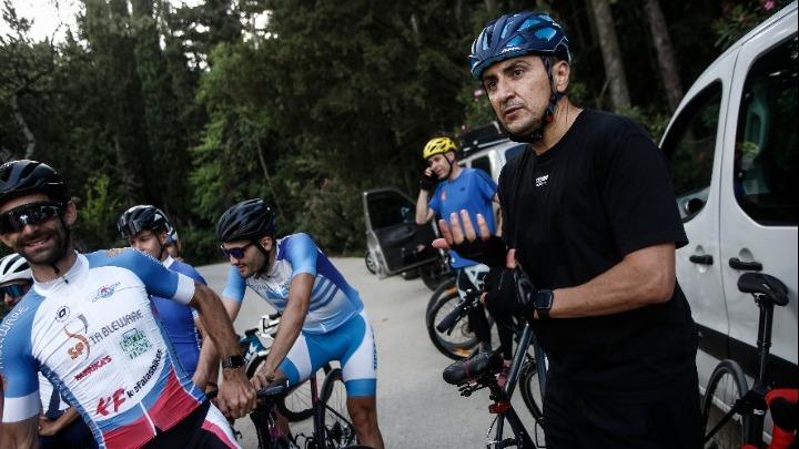 Ποδηλασία: Αναβιώνει ο Ποδηλατικός Γύρος Ελλάδας με πρωτοβουλία του Αυγενάκη | tovima.gr