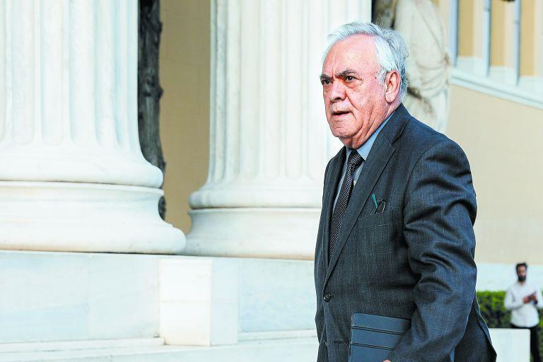Γιάννης Δραγασάκης στο ΒΗΜΑ: «Η κυβέρνηση  επιδεικνύει έναν ανούσιο  ψευδοβοναπαρτισμό»   tovima.gr