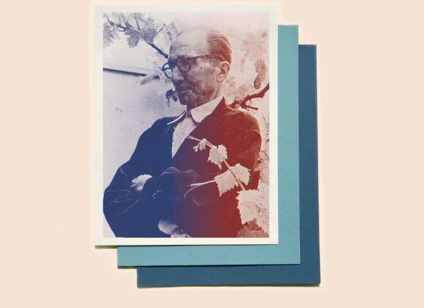 «Η ανθρωπογραφία ενός τραγικού διανοούμενου»: Ο Νίκος Καζαντζάκης με τη ματιά του Θεοδόση Τάσιου   tovima.gr