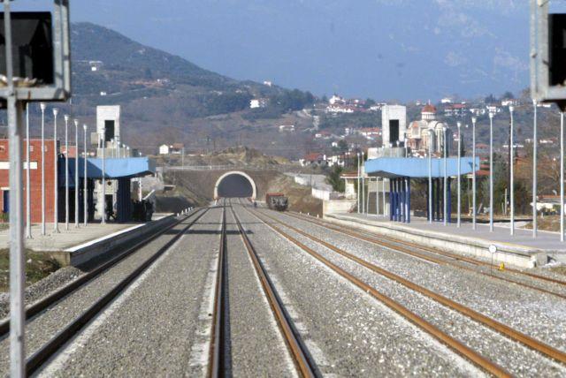 Καραμανλής: Ξεκινάμε τα σιδηροδρομικά έργα της επόμενης 15ετίας | tovima.gr