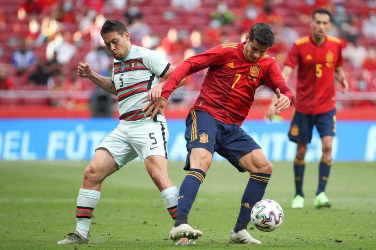 Ισπανία – Πορτογαλία 0-0: Με σβηστές μηχανές εν όψει Euro…   tovima.gr