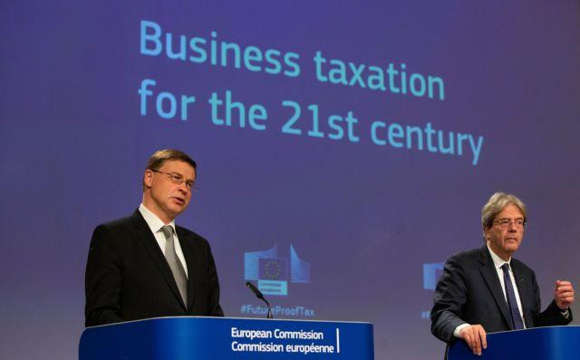 Σκληρό παζάρι ΗΠΑ, ΕΕ και «κολοσσών» για φορολογία – Τα «σκοτεινά» σημεία   tovima.gr