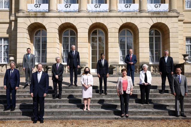 Ιστορική φορολογική συμφωνία: Η επόμενη μέρα, η G7 η G20 και οι ημερομηνίες – κλειδιά | tovima.gr