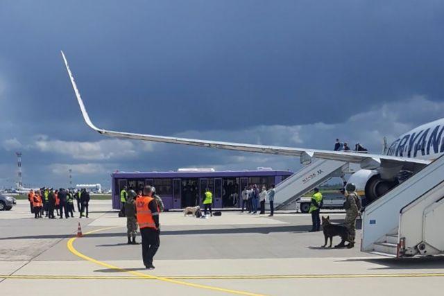 Λευκορωσία: NOTAM της Ελλάδας απαγορεύει τις αεροπορικές της χώρας να διέρχονται στον εναέριο χώρο της | tovima.gr
