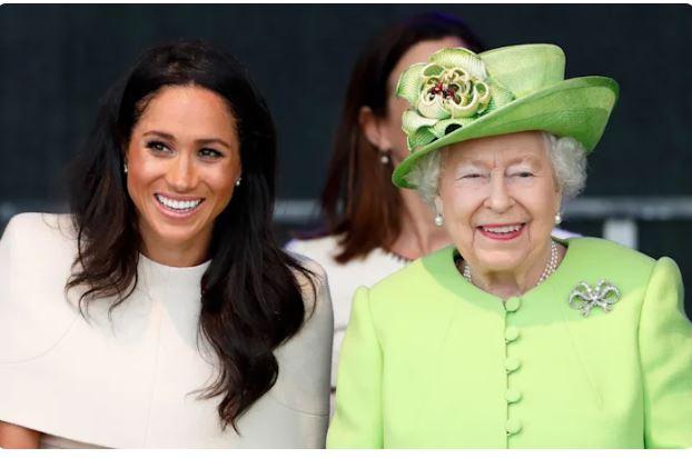 Ενθουσιασμένη η βασιλική οικογένεια από τη γέννηση της κόρης του Χάρι και της Μέγκαν   tovima.gr