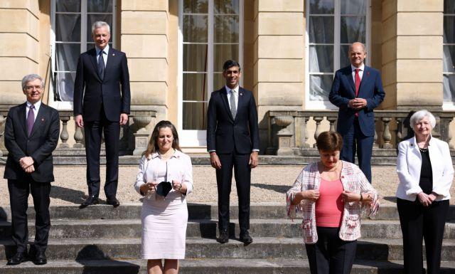 ΥΠ.ΟΙΚ: «Ιστορική» η απόφαση της G7 για τον εταιρικό φόρο   tovima.gr