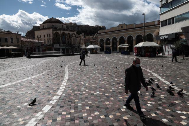 Κορωνοϊός: Πού εντοπίζονται τα 580 νέα κρούσματα – Ο χάρτης της διασποράς | tovima.gr