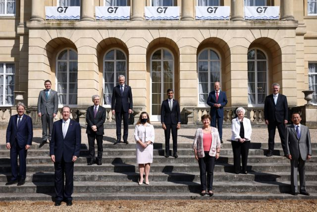 G7: Τι σημαίνει η ενιαία φορολογία για τις μεγάλες επιχειρήσεις – Προσοχή στα ψιλά γράμματα | tovima.gr