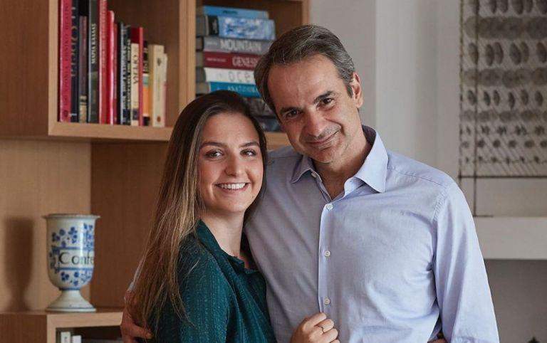 Μητσοτάκης: Η τρυφερή φωτογραφία με την πρωτότοκη κόρη του που σήμερα έχει γενέθλια   tovima.gr