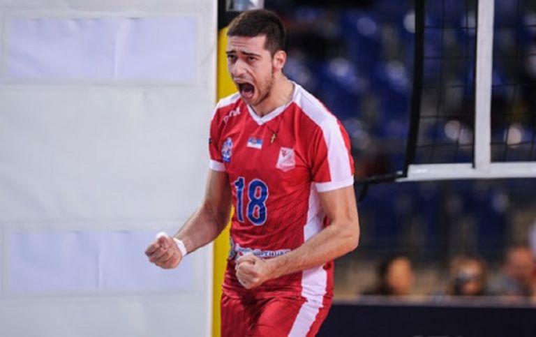 Βόλεϊ ανδρών: Αυτός είναι ο νέος Ολυμπιακός | tovima.gr