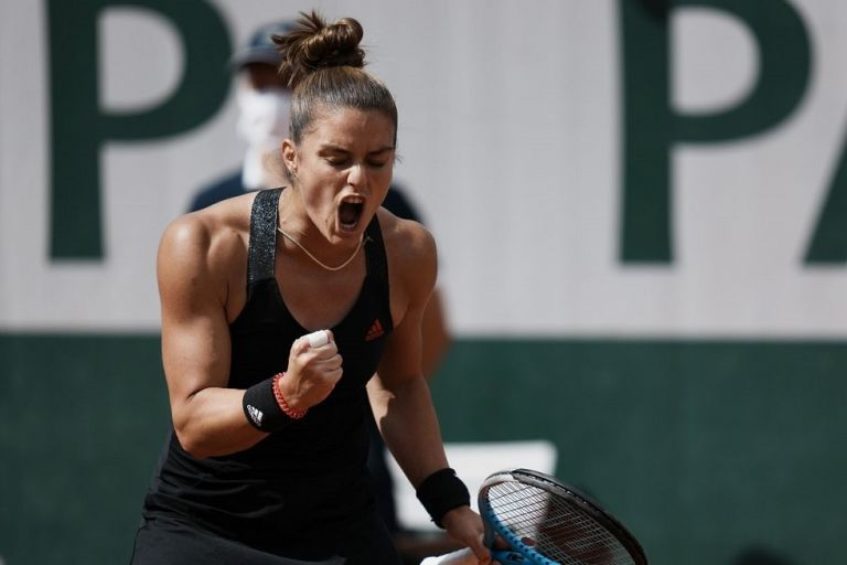 Πότε παίζει η Σάκκαρη τον προημιτελικό του Roland Garros | tovima.gr