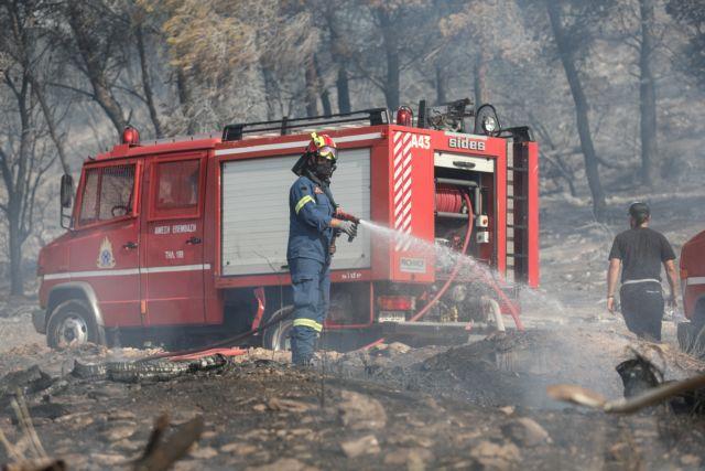 Φωτιά στο Κρυόνερο Αρκαδίας – Σηκώθηκαν και 4 PZL | tovima.gr