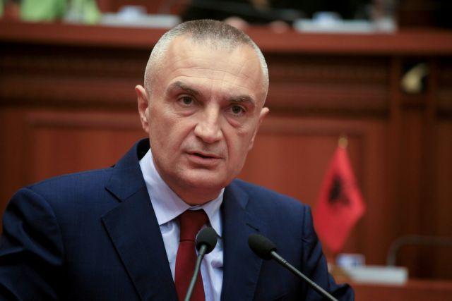 Αλβανία: Την αποπομπή Μέτα από το προεδρικό αξίωμα αποφάσισε η αλβανική Βουλή   tovima.gr