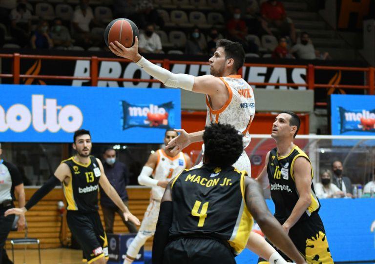 Basket League: Για το 3-1 η ΑΕΚ, για πέμπτο παιχνίδι ο Προμηθέας | tovima.gr