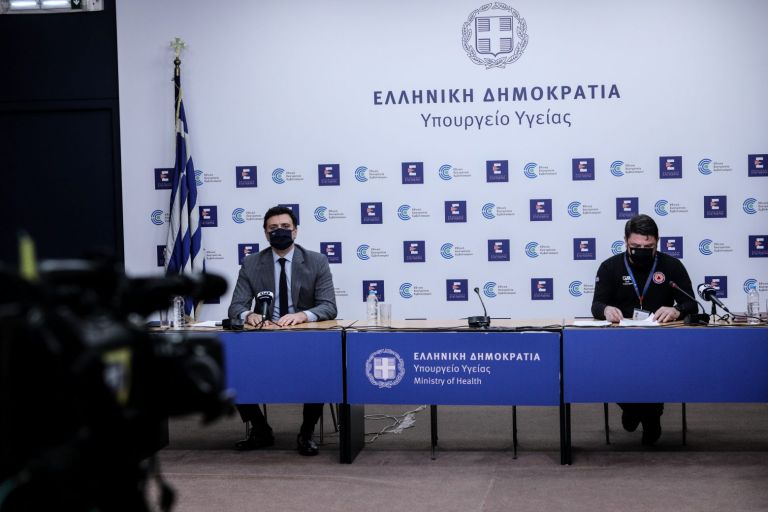 Δείτε απευθείας τις ανακοινώσεις για μουσική στην εστίαση και απαγόρευση κυκλοφορίας | tovima.gr