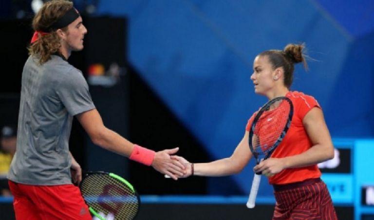 Σε ποιο κανάλι θα δούμε τις «μάχες» Σάκκαρη και Τσιτσιπά στα ημιτελικά του Roland Garros | tovima.gr