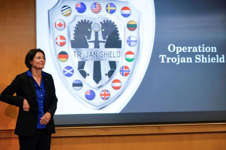 Trojan Shield: Πώς μία κρυπτογραφημένη εφαρμογή οδήγησε σε εκατοντάδες συλλήψεις   tovima.gr