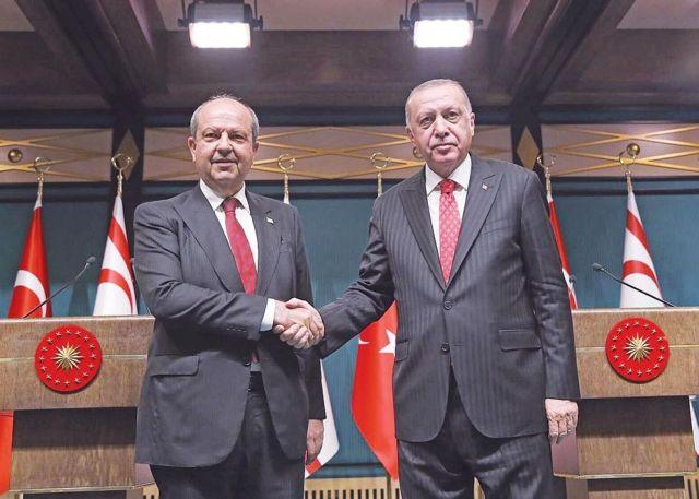 Ωμή τουρκική παρέμβαση στις Προεδρικές στα Κατεχόμενα αποκαλύπτει Τουρκοκύπρια δημοσιογράφος | tovima.gr