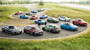 Cameo εμφάνιση για το Audi RS3 | tovima.gr