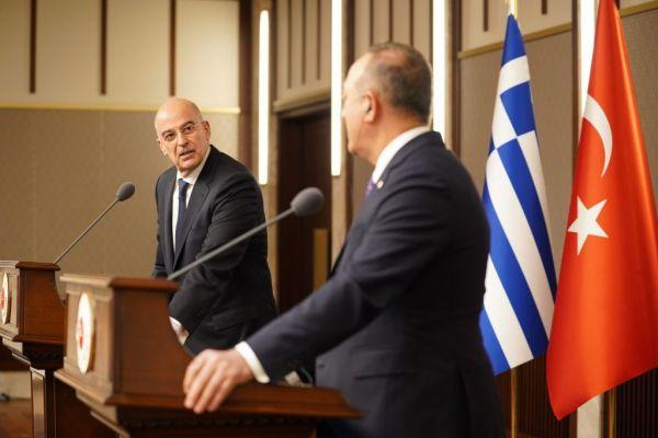 Τσαβούσογλου: Δυσάρεστη η συνέντευξη Δένδια στην Άγκυρα – Δυσφορία για τον χαρακτηρισμό της Τουρκίας ως… ασφαλούς χώρας   tovima.gr