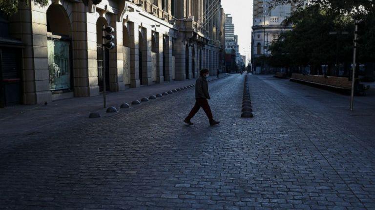 Χιλή – Covid 19: Επιστρέφει το απόλυτο lockdown στο Σαντιάγο παρά τον πλήρη εμβολιασμό του 57%   tovima.gr
