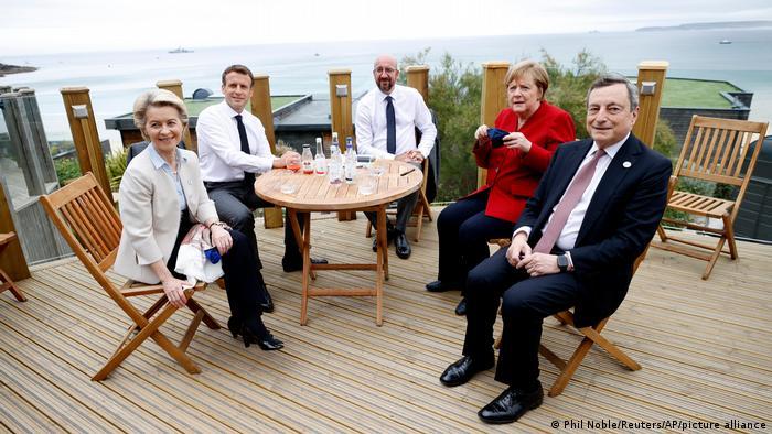 To τελευταίο G7 της Μέρκελ   tovima.gr