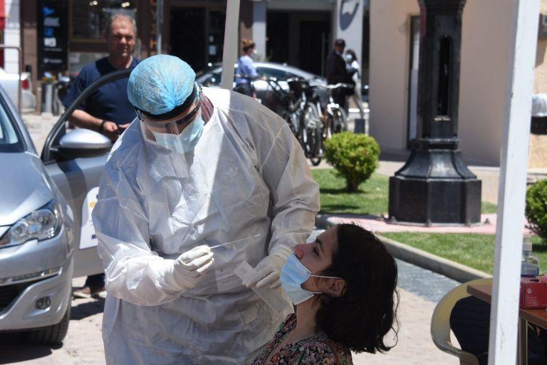 ΕΟΔΥ: Πού θα γίνονται rapid test την Κυριακή 13 Ιουνίου | tovima.gr