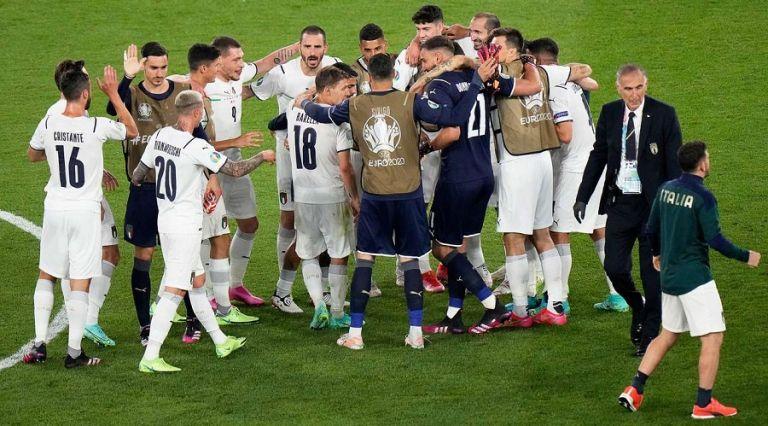 Ιταλία: Αήττητη για 28ο συνεχές ματς – Έφτασε τις 9 σερί νίκες με μηδέν παθητικό | tovima.gr