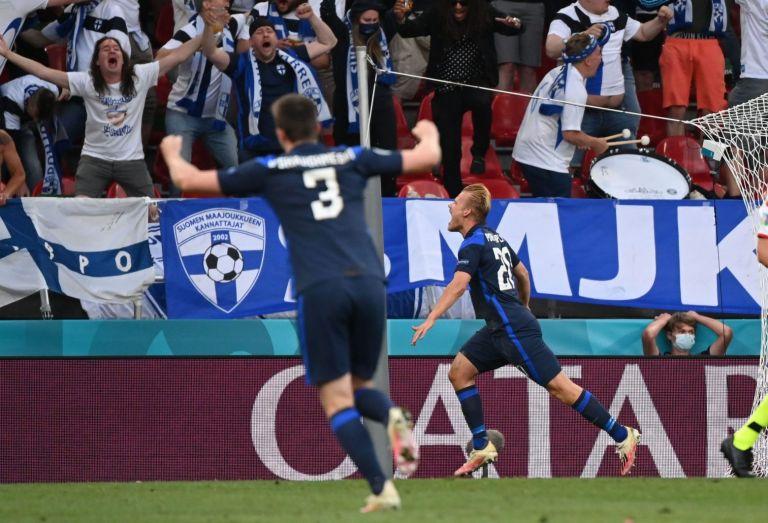 Δανία – Φινλανδία 0-1: Έκπληξη στη σκιά του σοκ | tovima.gr