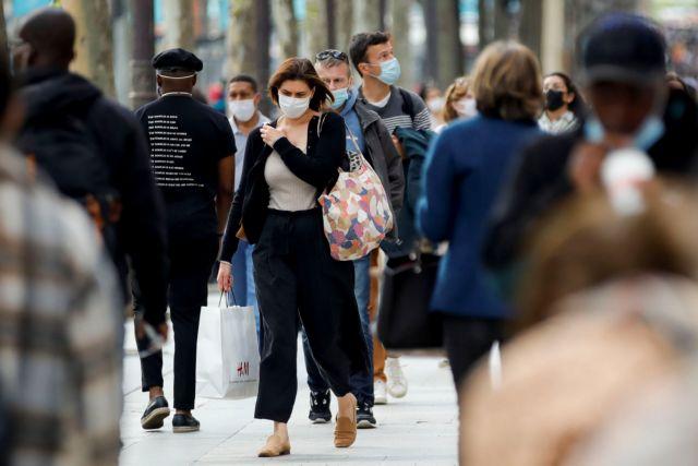 Γαλλία: Ξεπέρασαν τα 30 εκατ. αυτοί που έκαναν την πρώτη δόση | tovima.gr