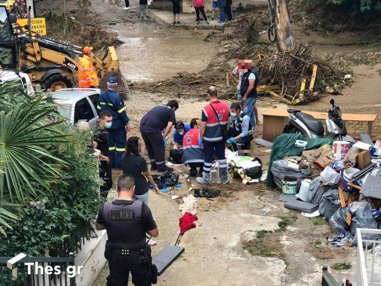 Θεσσαλονίκη: Ένας νεκρός από την κακοκαιρία – Παρασύρθηκε από χείμαρρο | tovima.gr