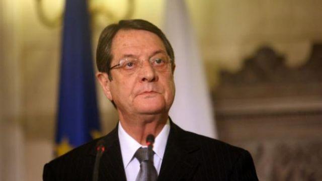 Αναστασιάδης για Κυπριακό: «Ναι» σε διάλογο στη βάση των ψηφισμάτων του ΟΗΕ | tovima.gr